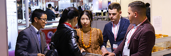 Why exhibit at China International Gold, Jewellery & Gem Fair Shanghai 2017?